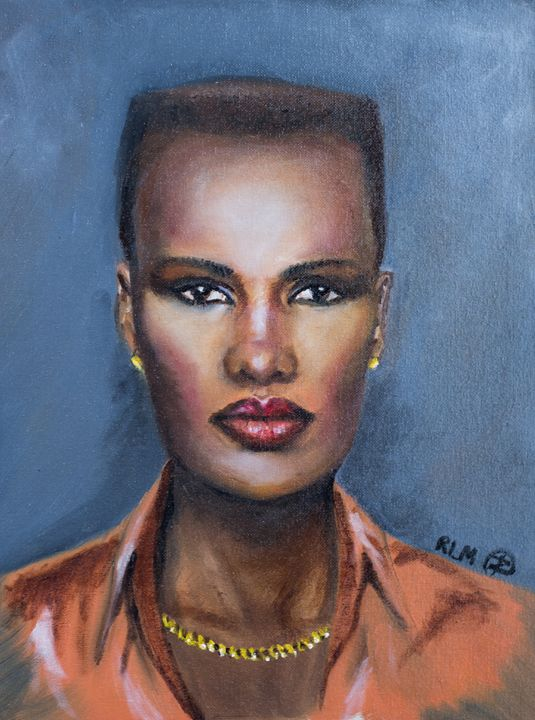 Grace Jones - Ronnie L Melvin