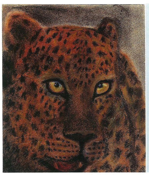Leopard - Ronnie L Melvin