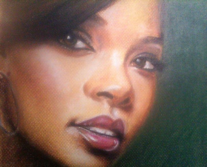 Rihanna - Ronnie L Melvin