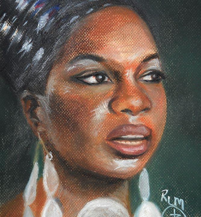 Nina Simone - Ronnie L Melvin