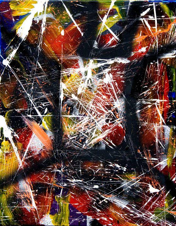Focus - Fidget Art