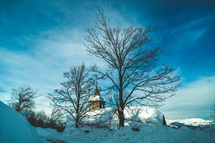 Madonna della Neve - Rodrigo Gianesi
