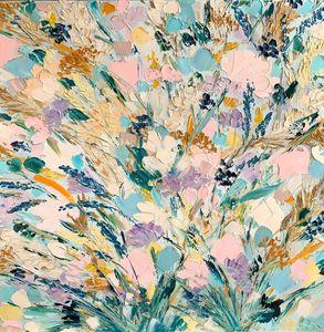 Floral Impression #1. July
