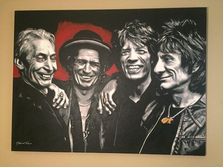 Rolling Stones - Oz/K