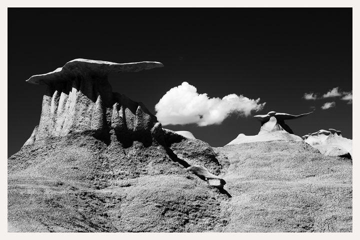 bisti wilderness new mexico - Mark Goebel Photo Gallery
