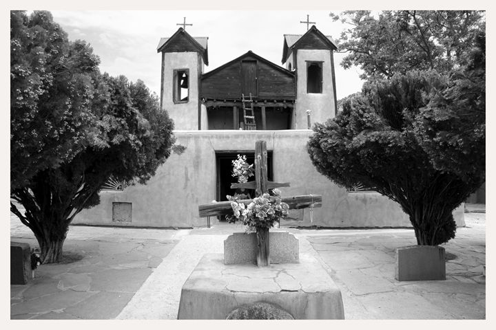santuario de chimayo church NM - Mark Goebel Photo Gallery