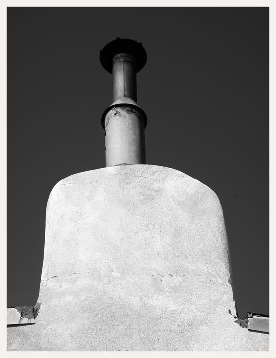 smokestack, cerrilloa, new mexico - Mark Goebel Photo Gallery