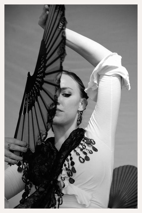 flamenco woman dancer new mexico san - Mark Goebel Photo Gallery