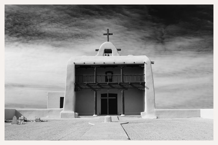 buenaventura church cochiti pueblo n - Mark Goebel Photo Gallery