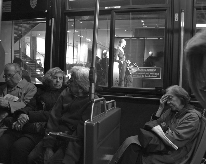 On The Bus - Edsimages