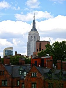 Empire State Building From HiLine