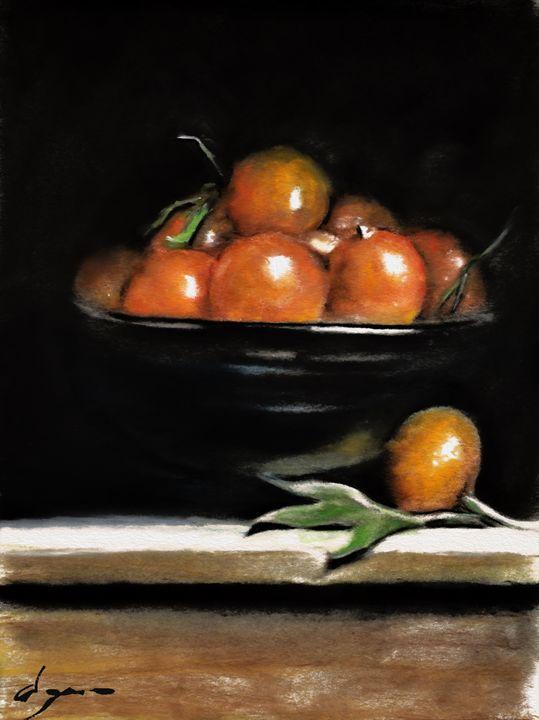 Mandarines - Alejandro D