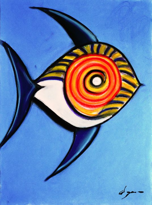 Twisted Fish - Alejandro D