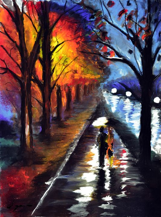 Colorful Night - Alejandro D