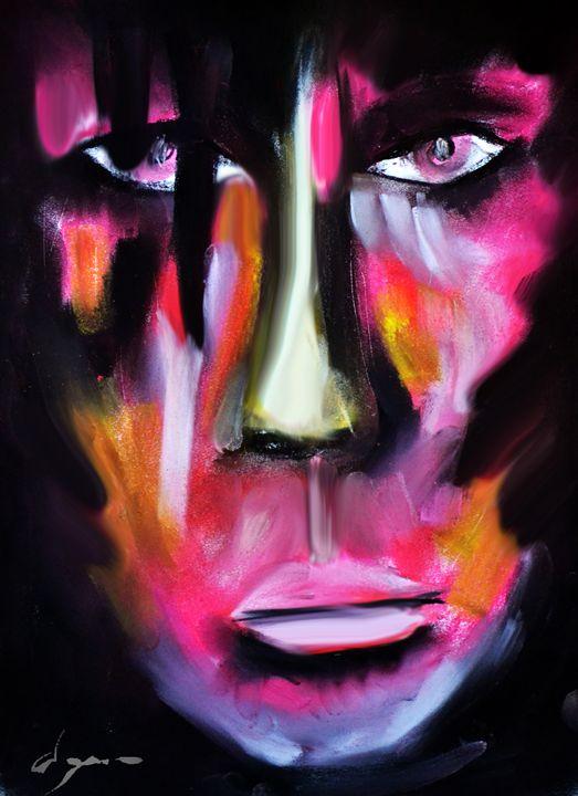 Modern Impression of Distrust - Alejandro D