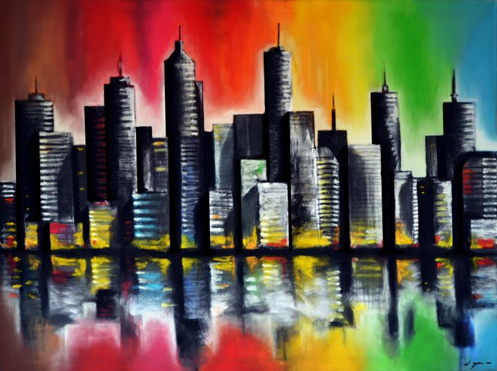 City Lights - Alejandro D