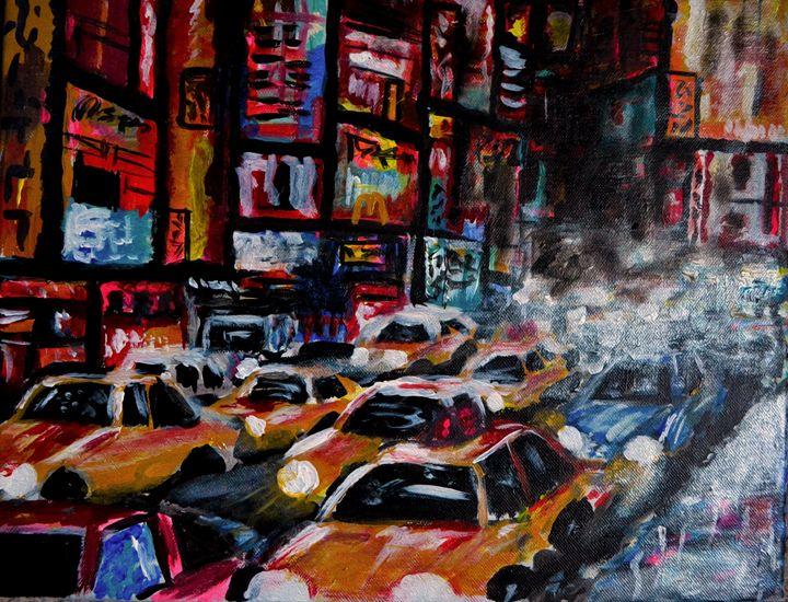 China Town New York - Alejandro D