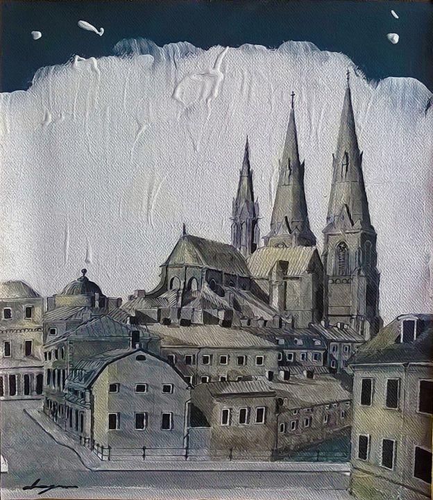 Uppsala City Centre - Alejandro D