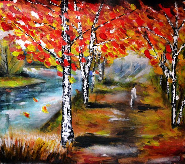 Forest stream 2 - Alejandro D