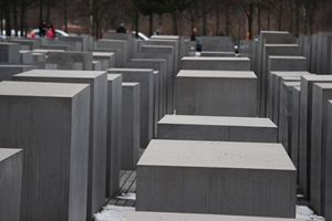 Berlin; Unedited Memorial to…