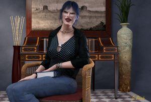 Marnie Portrait