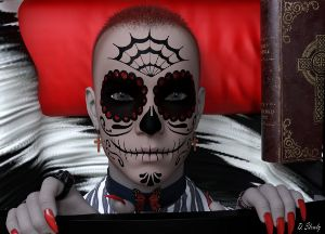 Death Mask - The Juggler