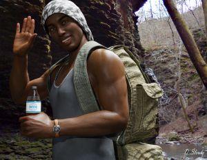Darius outdoor hiking