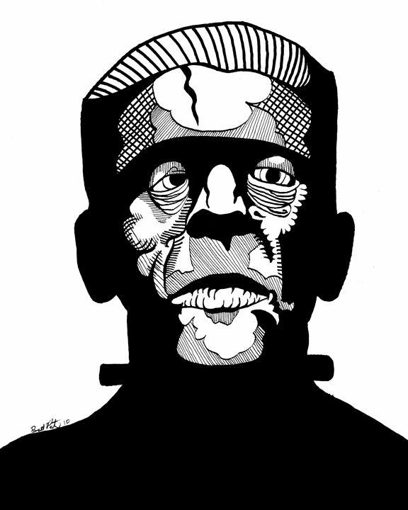 Frankenstein - Woodtech Creations