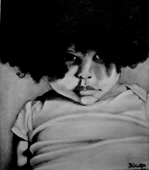 Afro Beauty - Labrini Galiandra