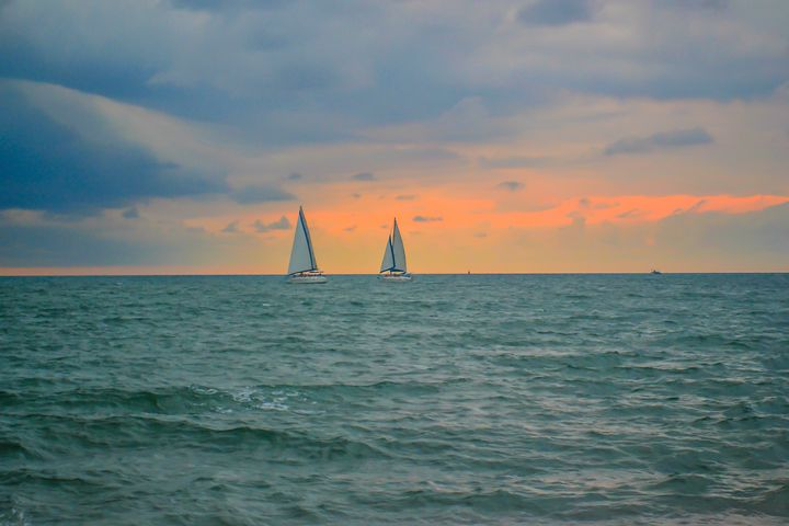 Sail Away With Me - BMG Photography