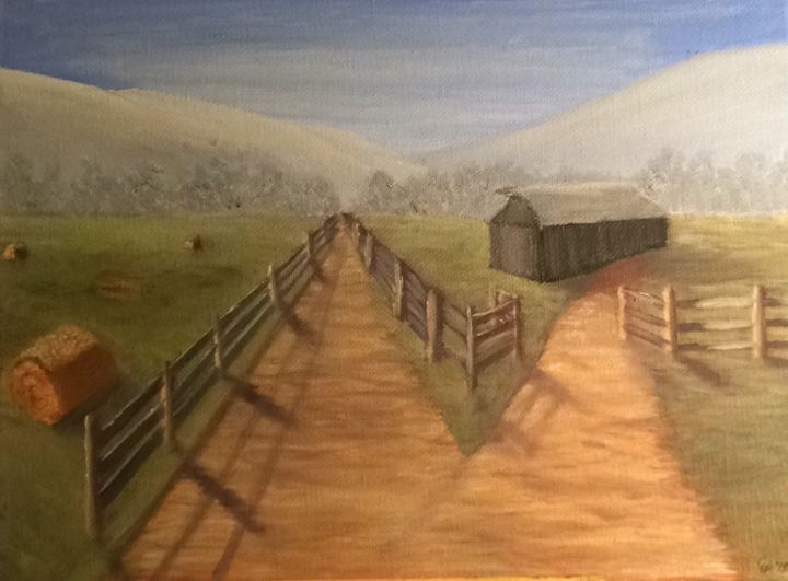 Fork in the Road - Cathy Pierce Payne