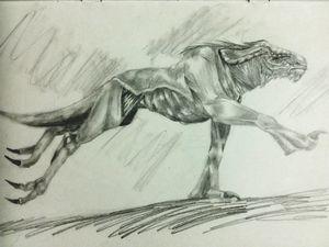 Beast Running