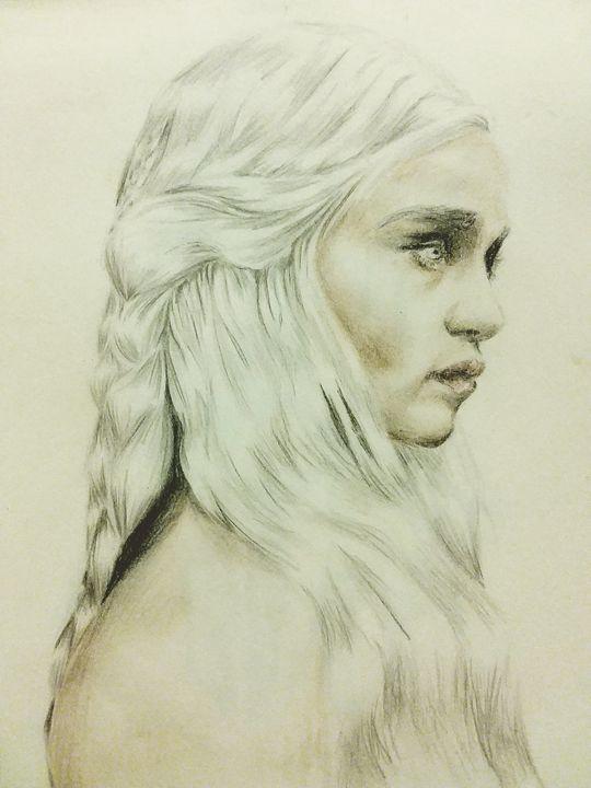 Daenerys Targaryan - Art