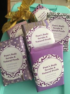 Lavish Me Natural Soaps by Pam - Lavish Me Health & Beauty Prods