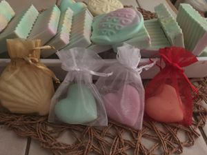 Mini Soaps by Lavish Me NaturalEnjoy