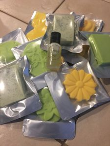 Natural Essential Soaps -Custom