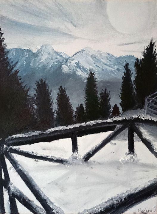 Zakopane - All Men Must Paint