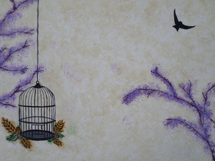 """""""Freedom"""" - Artwork by Lizzy Chmielecki"""