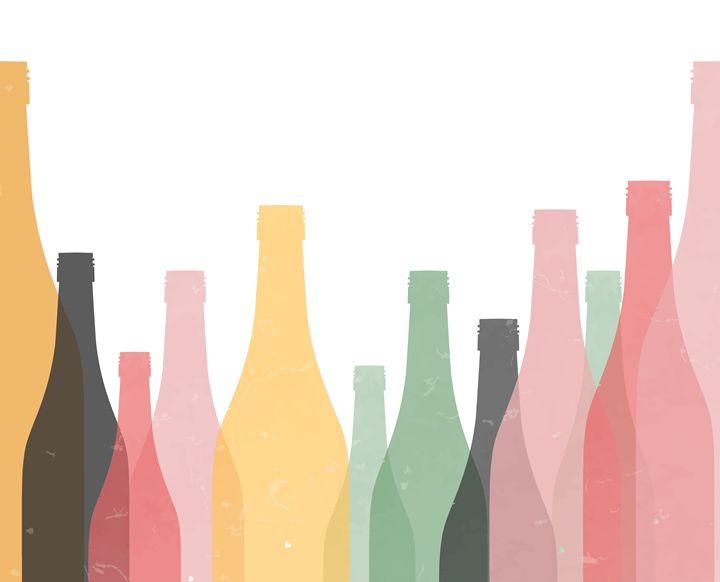 Wine row - Flexy