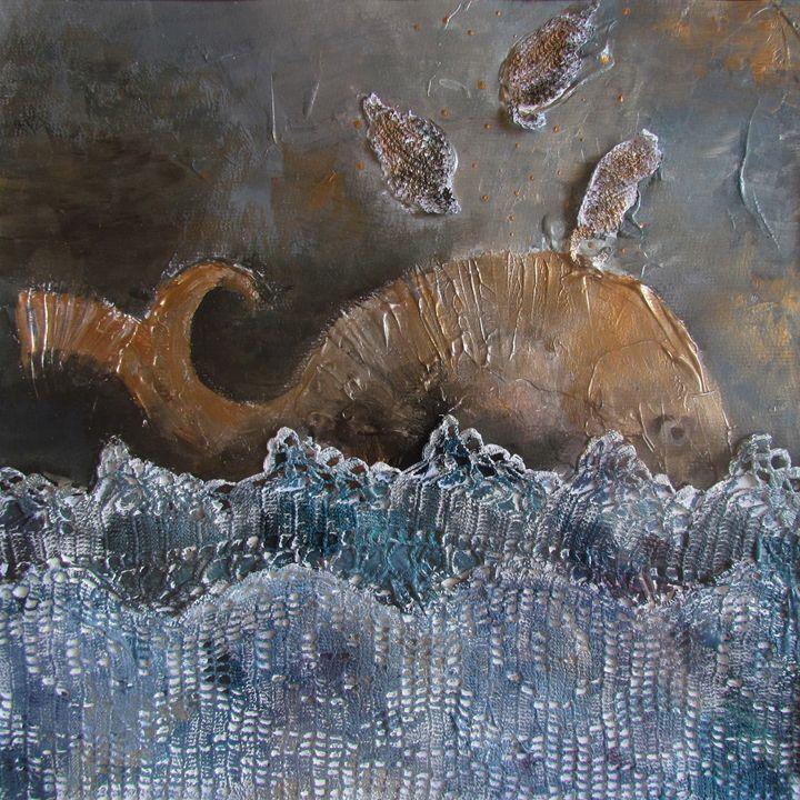 il Mare, la Tera e la mia Balena - Miruna Almasan