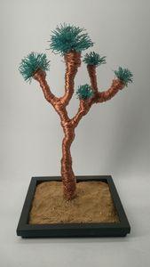 Copper Wire Joshua Tree
