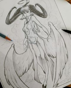 Manga Demon Angel
