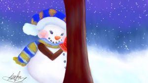 Winter's Cheer - Amy Fay