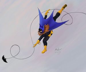 Batgirl: Walking the line - Amy Fay