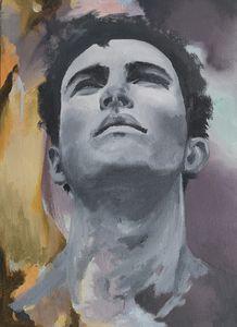 Man - Portrait Study