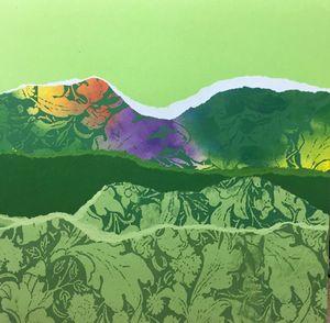 Green Hills Green Sky