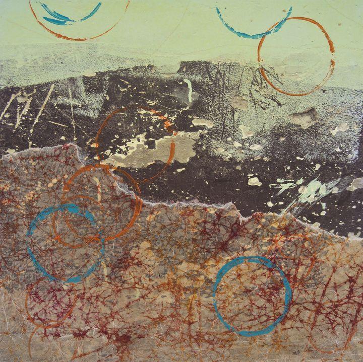 Far From the Familiar 3 - Linda Dubin Garfield Art