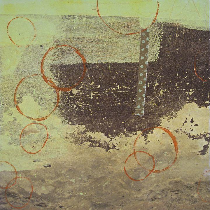 Far From the Familiar 6 - Linda Dubin Garfield Art