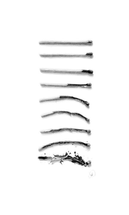 Little Match Nine - JAD Illustrations