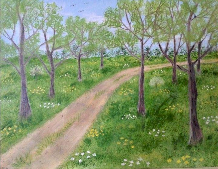 spring - ArtBrush ( Nora Harwood )